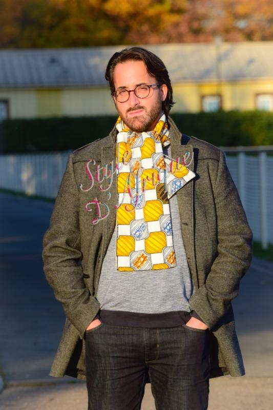 Foulards, écharpes, gants