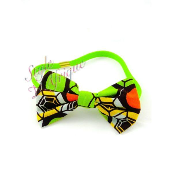 nœud papillon mariage original à nouer pour cérémonie fête été anniversaire mariage pour homme femme ou enfant en tissu wax africain