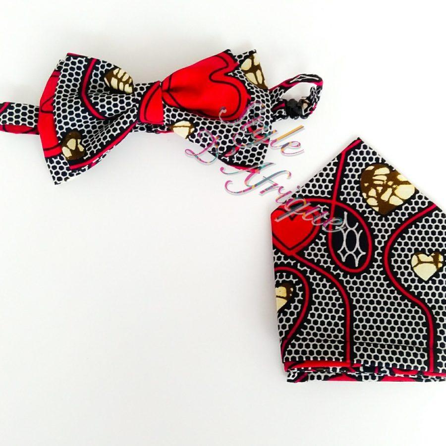 Cravates, nœuds papillon
