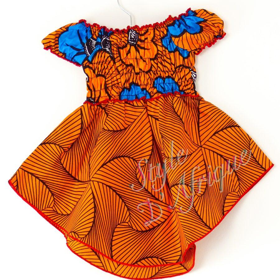 Style Dafrique La Mode Africaine Autrement Creation Wax Revisitee