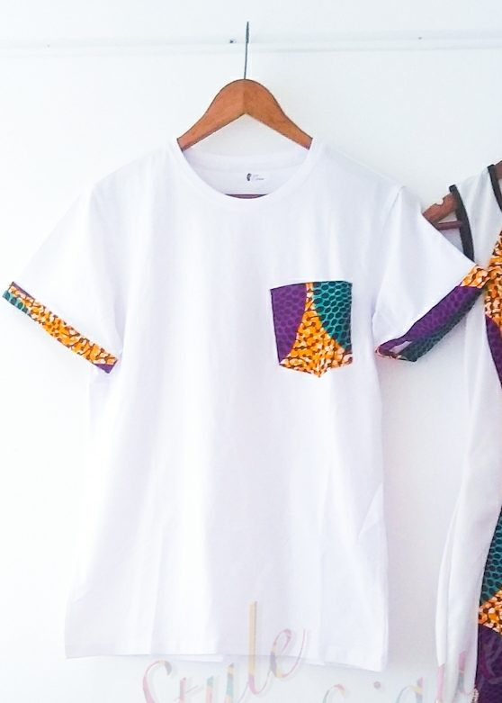 Tee-shirt wax