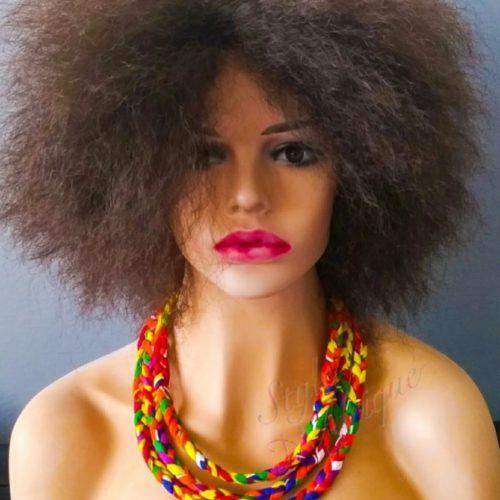 collier 3 rangs africain wax. collier ras de cou wax africain ethnique. bijoux collier wax femme africaine, bijoux fantaisie, breloque africaine, bijoux ethniques, collier bohème, collier traditionnel chic