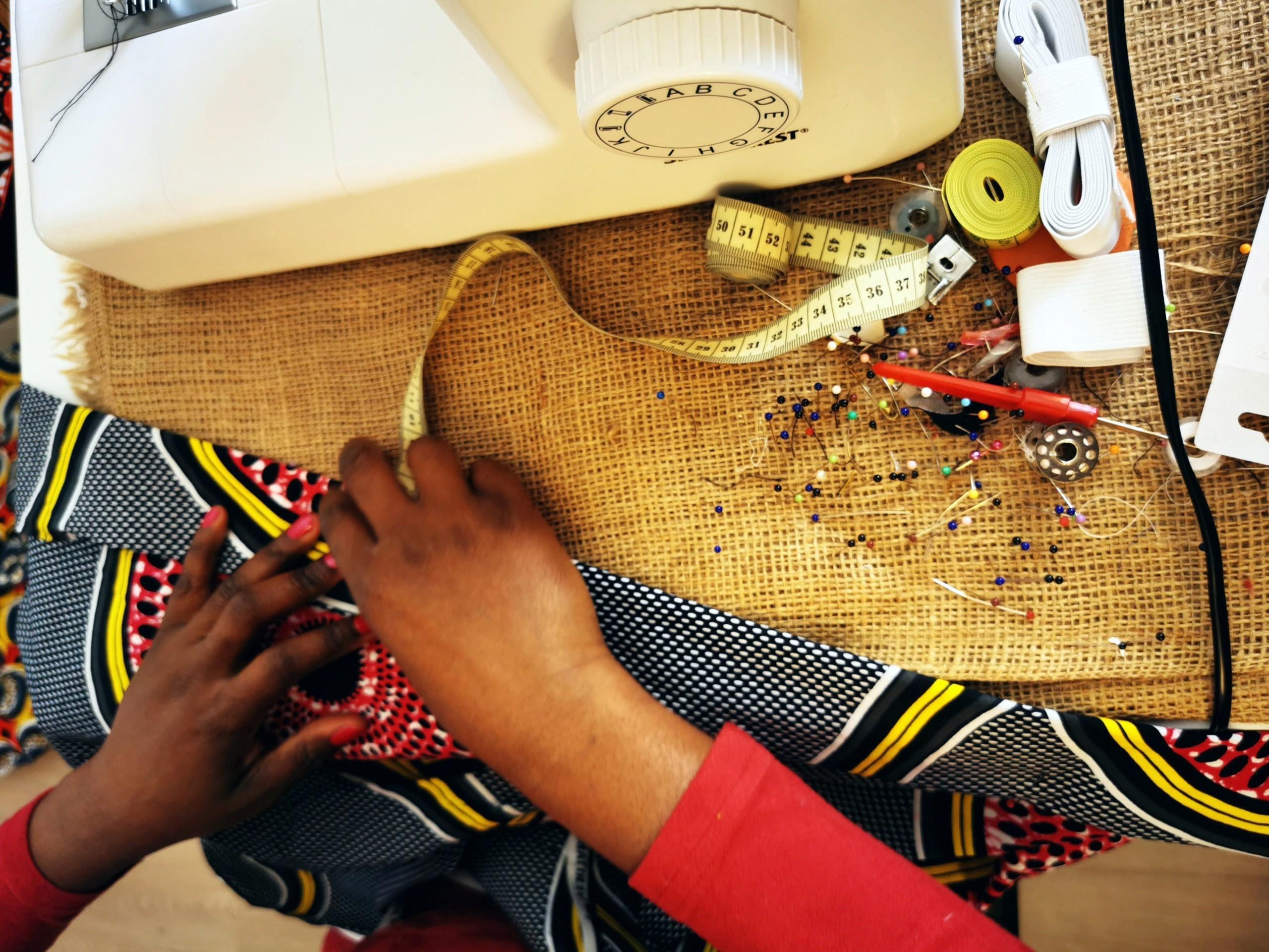 ecommerce couture confection vêtements africains artisanat