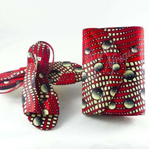 parure sac pochette et sandale été wax africain sandales femme sandales été sandales chic sandale africaine sandales ethniques sandales pour l'été sandales plates sandales colorées sac pour femme sac bohème petit sac sac à main chic sac à main femme été wax
