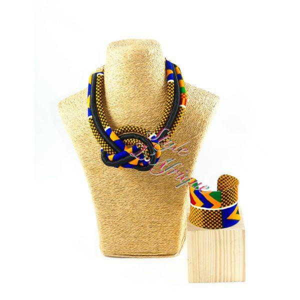 ensemble boucle d'oreille collier et bracelet wax africain ankara. boucles d'oreilles pendantes wax tissu ankara. boucles d'oreilles créoles femme wax africain ethnique. bijoux wax femme africaine, bijoux fantaisie, breloque africaine, bijoux ethniques, bijoux bohème, bijoux traditionnel chic