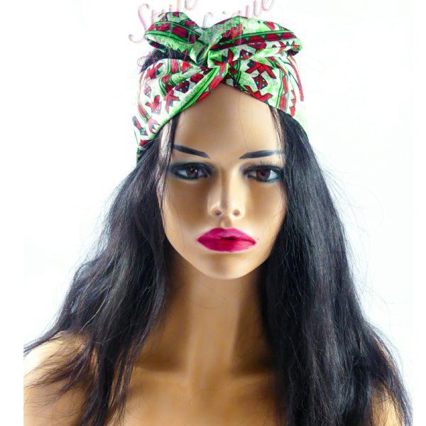 headband articulé Tribal